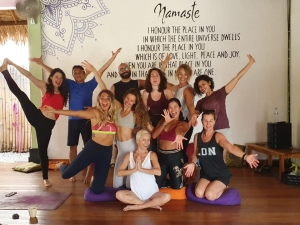 yin yoga teacher training Bali