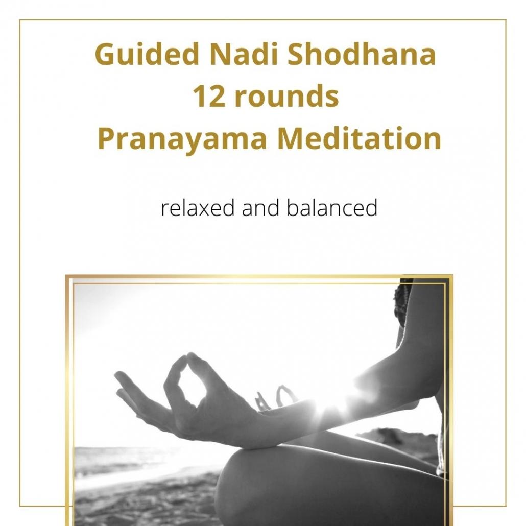 youtube meditation pranayama class