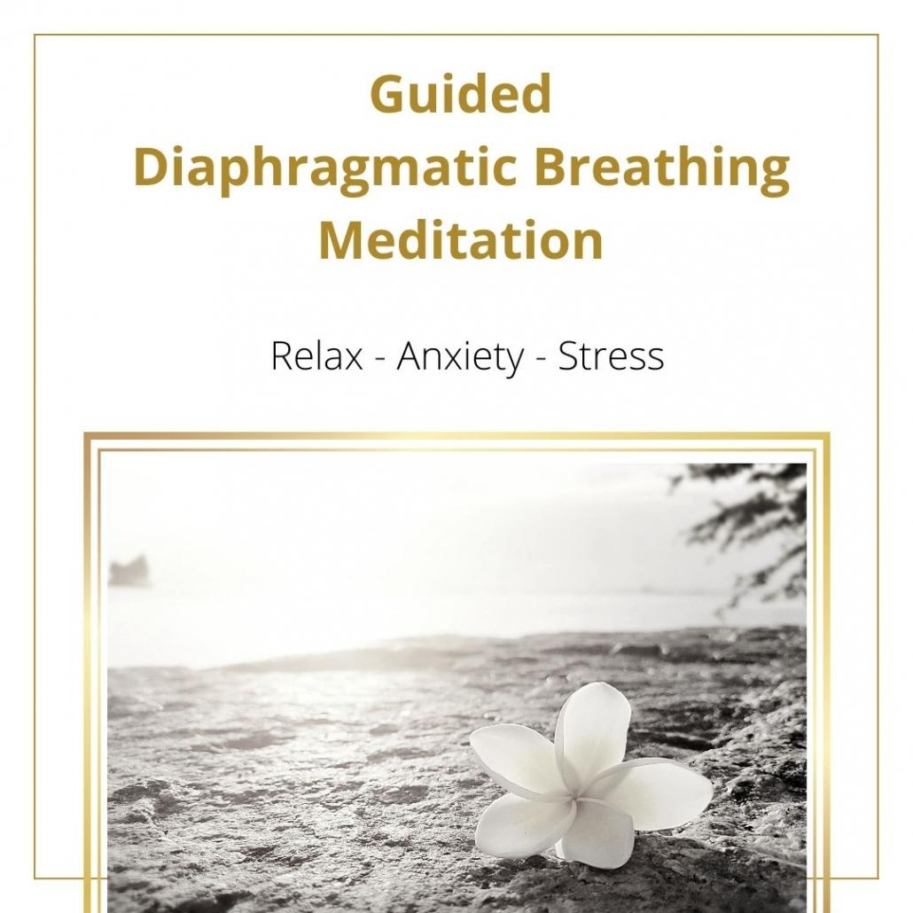youtube Guided  Diaphragmatic Breathing  Meditation