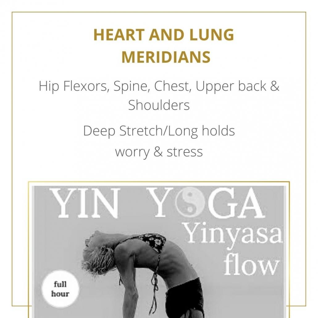 youtube yin yoga class