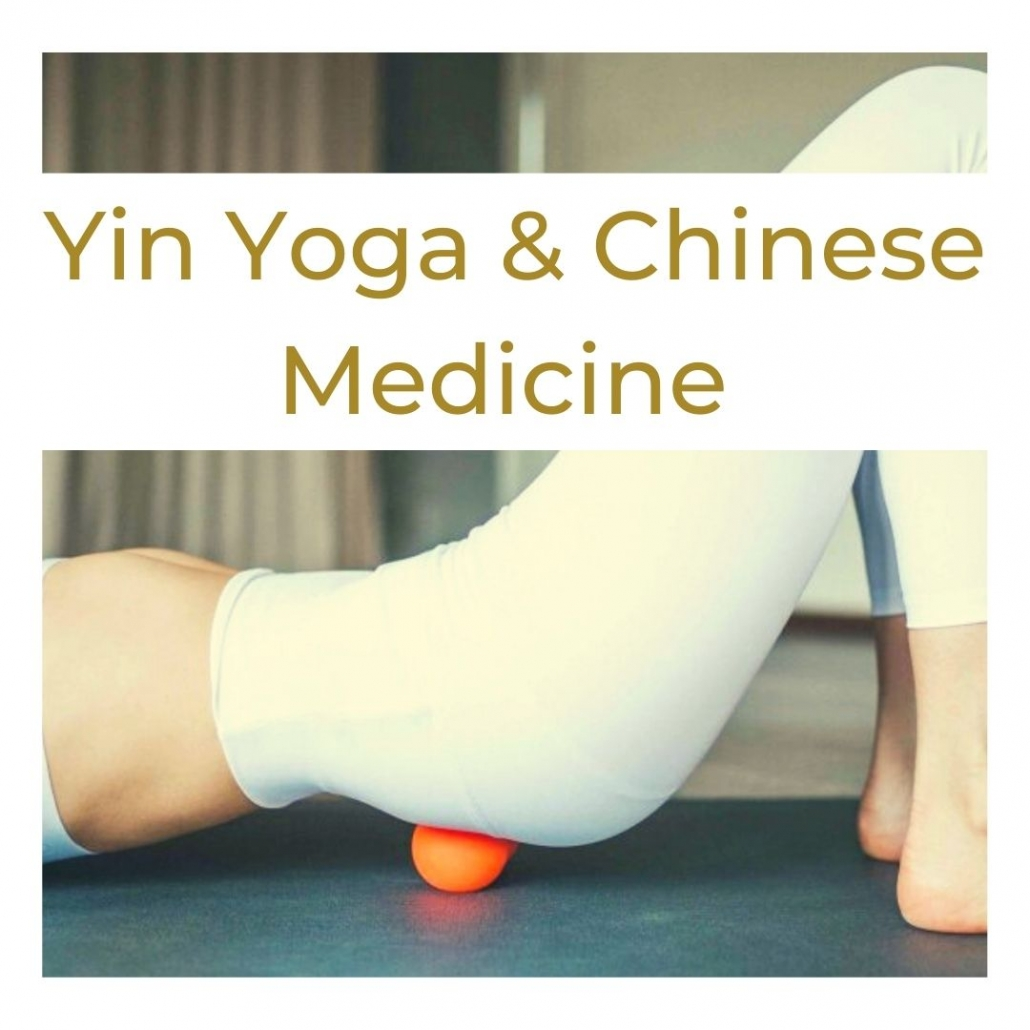 Online Yin Yoga Chinese Medicine Training