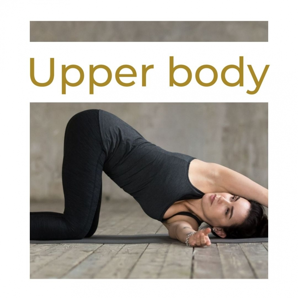 yin yoga sequences for the upper body