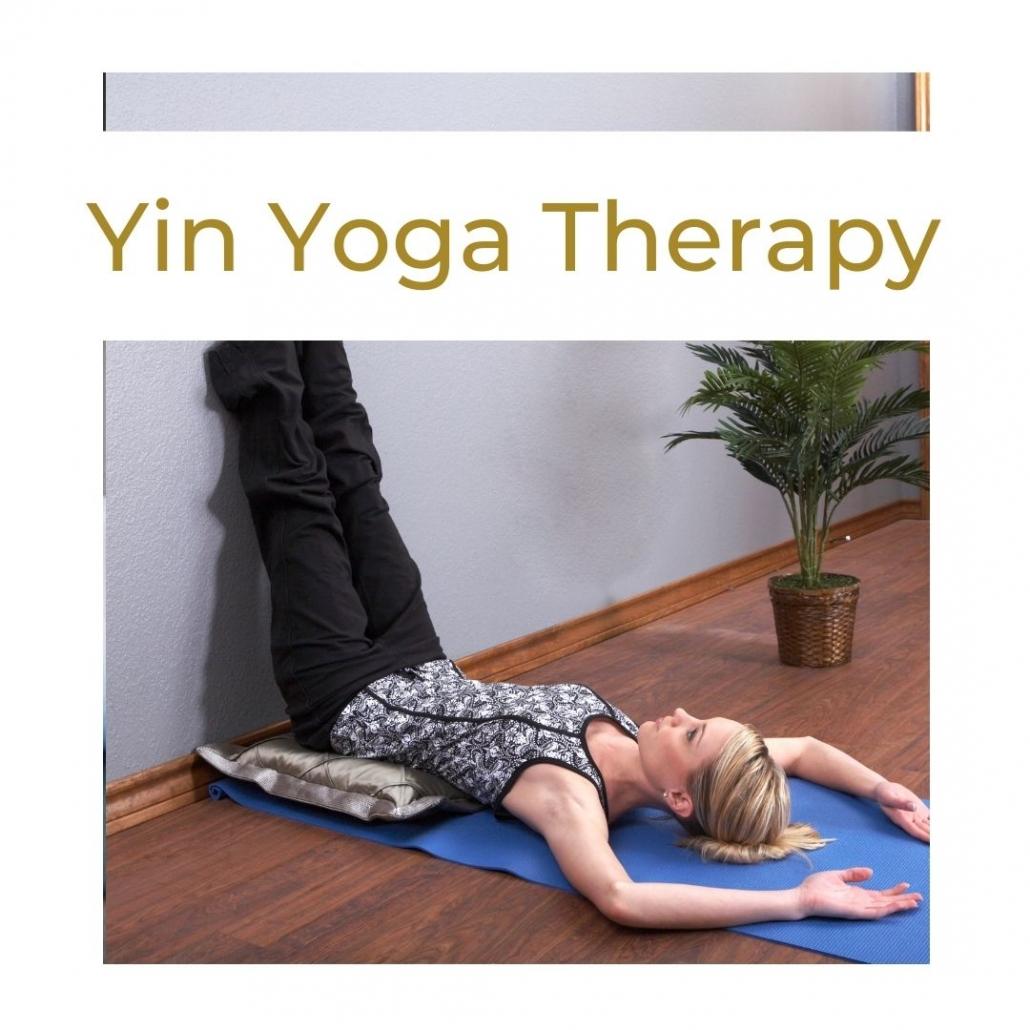 yin yoga therapy